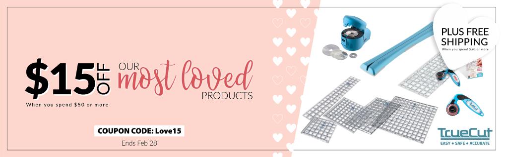 valentines banner sale